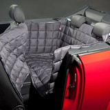 Doctor Bark 2-doors seat cover, gray
