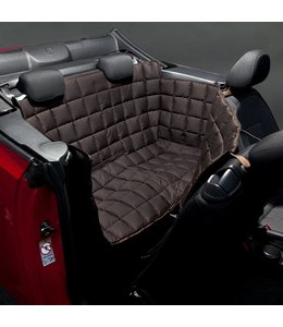 Doctor Bark 2-doors seat cover, brown