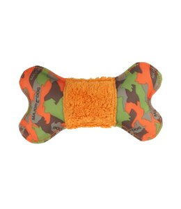 Major Dog Bone met Pluche