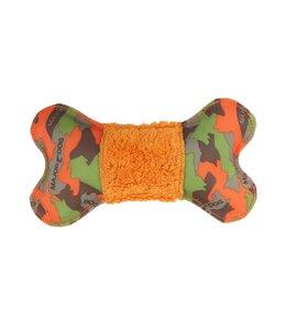 Major Dog Bone with Plush