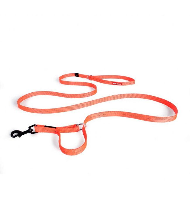 EzyDog EzyDog vario 4 LITE adjustable leash, orange
