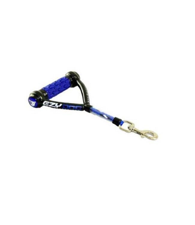 "EzyDog EzyDog Mongrel 12 "" short leash, blue"