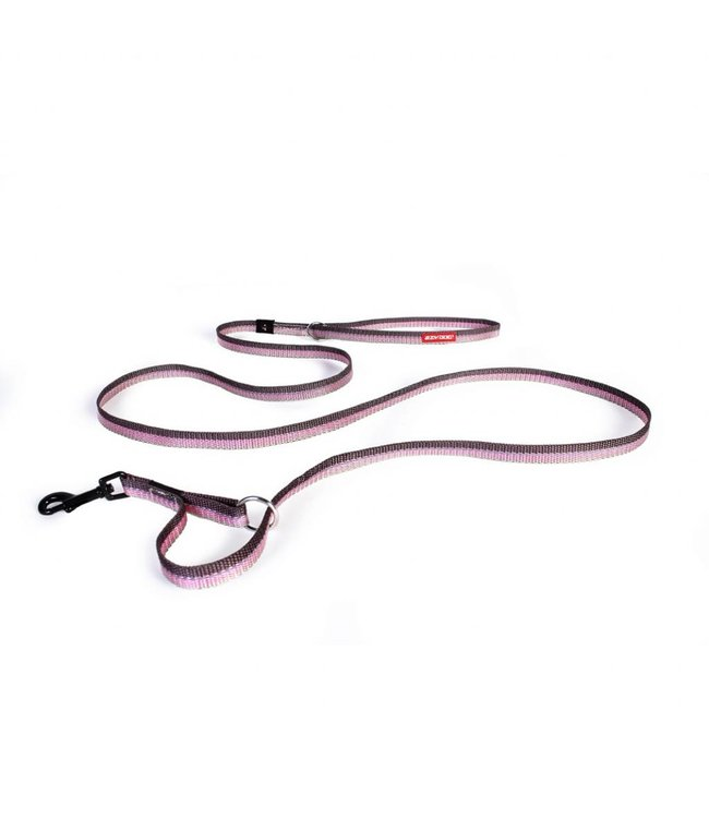 EzyDog EzyDog vario 4 LITE adjustable leash, candy