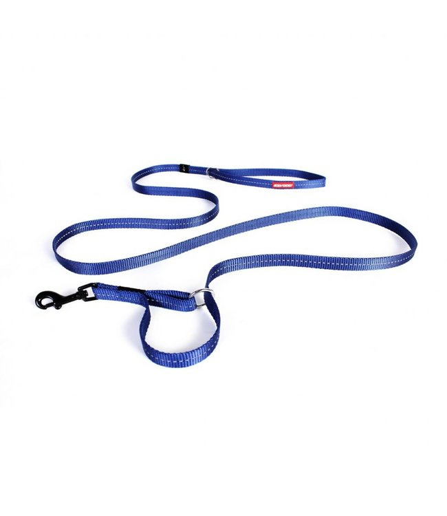 EzyDog EzyDog vario 4 LITE adjustable leash, blue