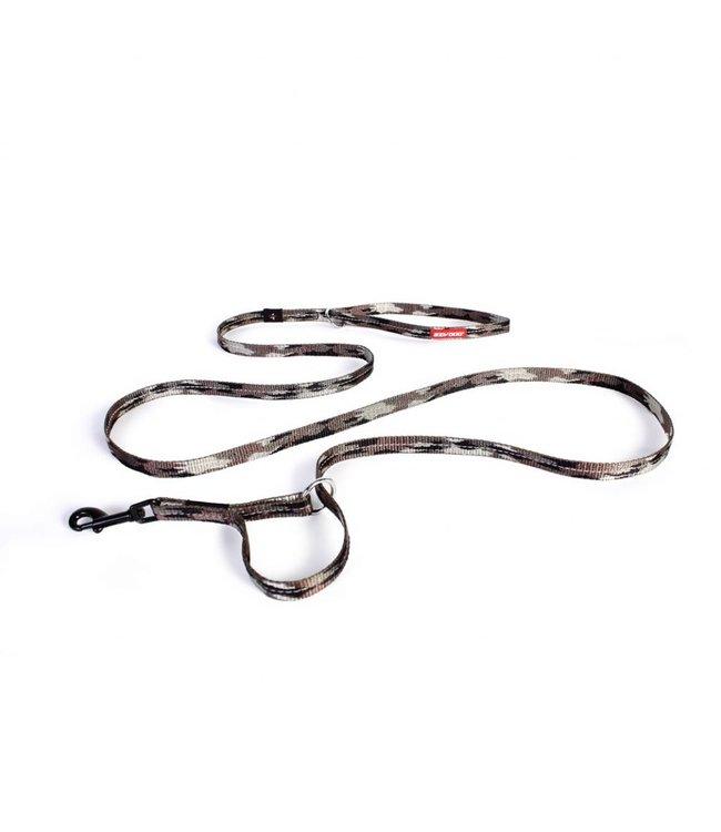 EzyDog EzyDog vario 4 LITE adjustable leash, green camo