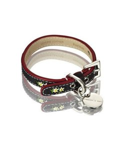 Hennessy and Sons Edelweiss collar, black
