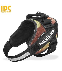 Julius-K9 IDC Powerharness Woodland