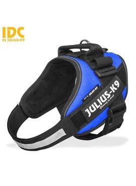Julius-K9 IDC Powertuig blauw