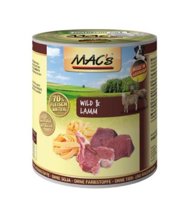 MAC's Wild & Lam