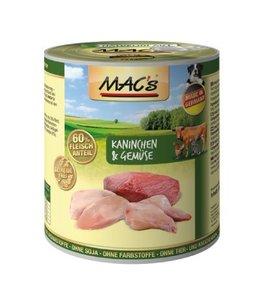 MAC's Konijn & Groenten