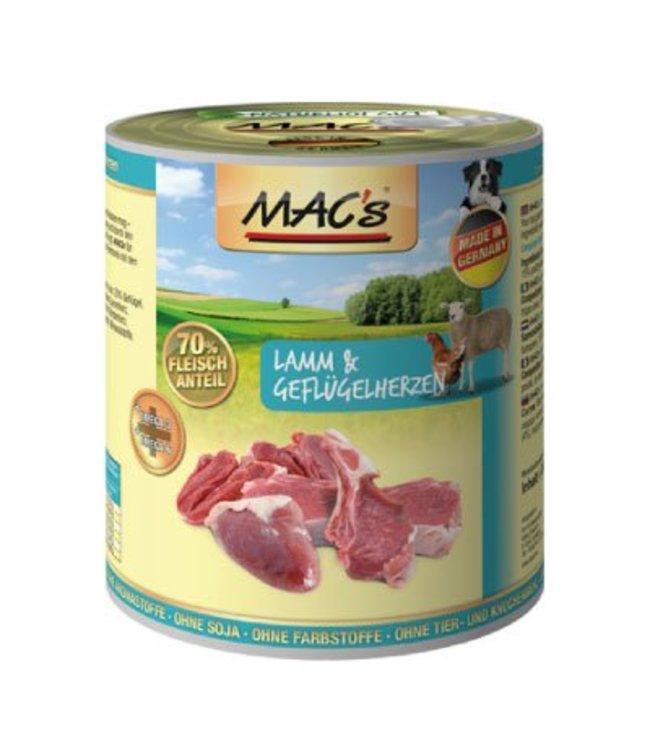 MAC's Lam & Gevogelte harten