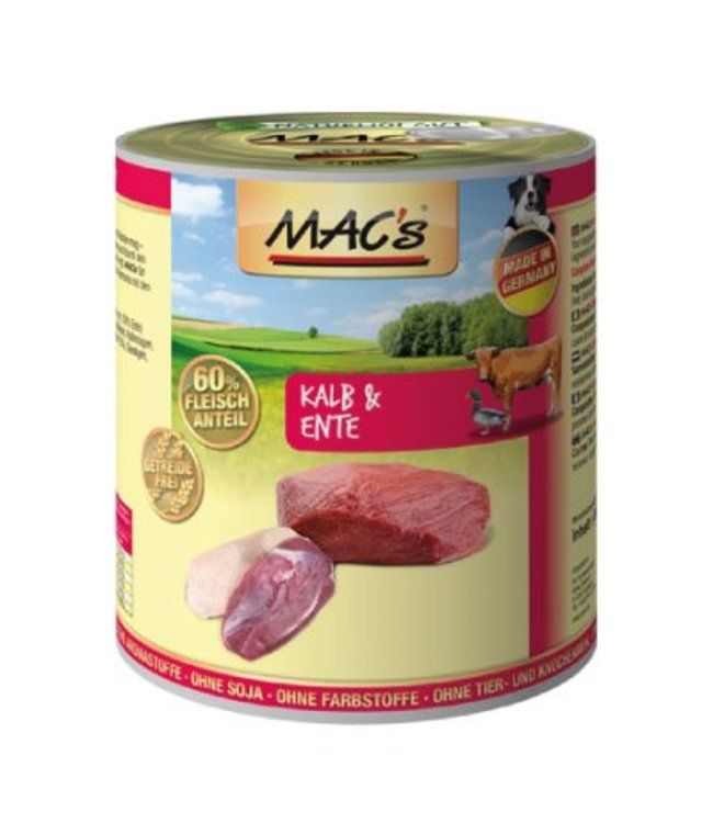 MAC's Kalf & Eend