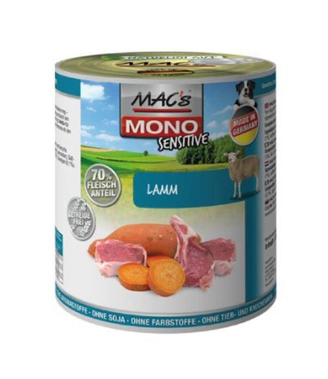 MAC's Mono Sensitive Lam