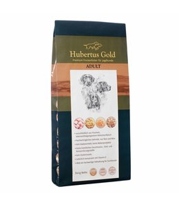 Hubertus Gold Adult Premium Hundetrockenfutter 15kg - Copy