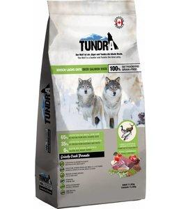 Tundra Hert, Eend en Zalm