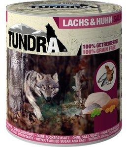 Tundra Dog Zalm en Kip