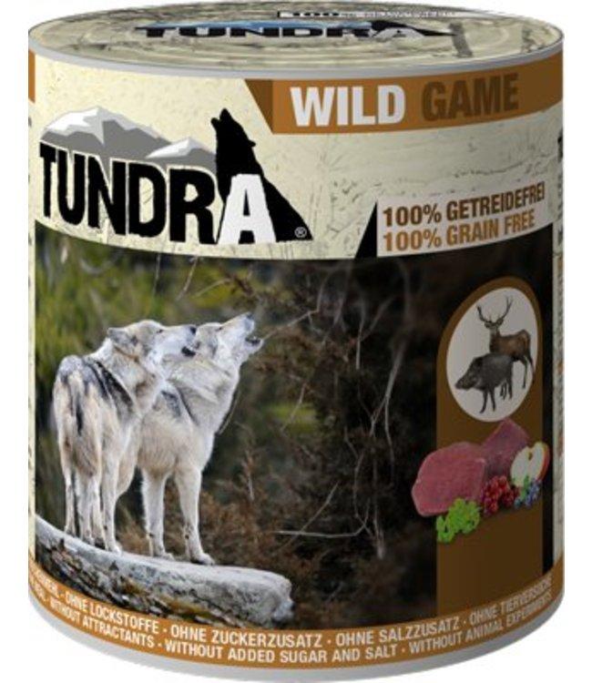 Tundra Dog Wild