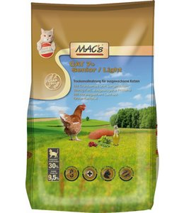 MAC's Cat 7 + Senior / Light Chicken and Sweet Potato - senior cat food