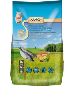 MAC's Cat Adult Zalm en Forel
