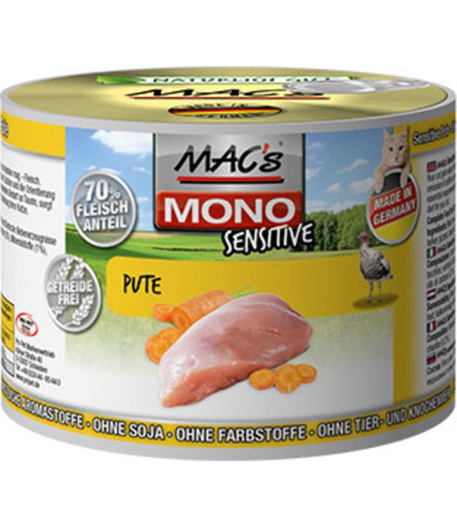 MAC's Cat Mono Sensitive Turkey