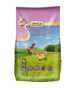 MAC's Cat Kitten Poultry and Shrimps - cat food for kittens