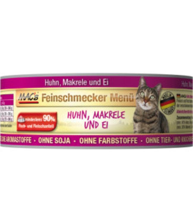 MAC's Cat Fijnproever Kip en Makreel
