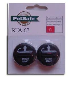 PetSafe BATTERIJ MODULE PER 2 STUKS (RFA 67)