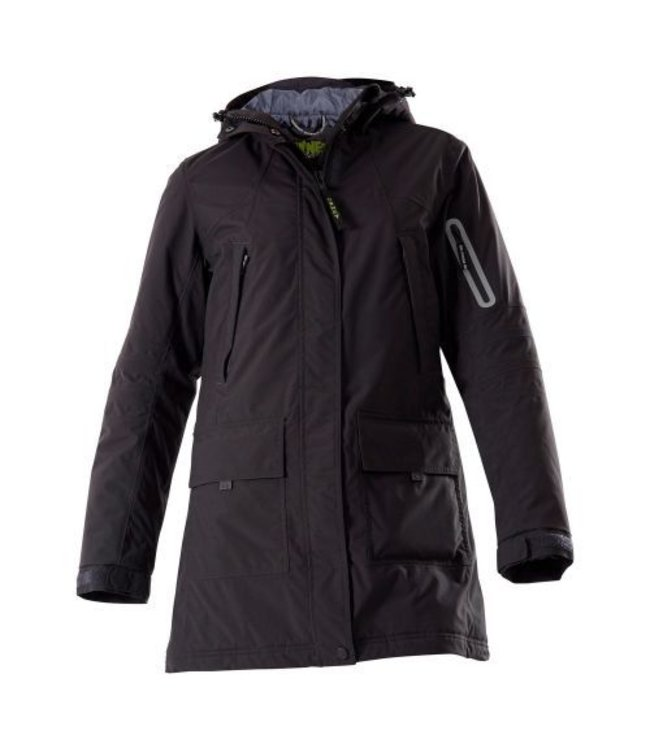 Owney Owney dames winterparka Albany, dark navy (marine)
