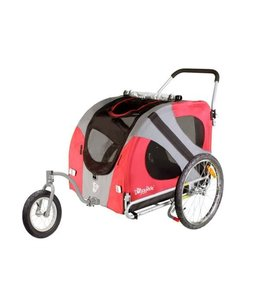 Doggy Ride Doggy Ride Original Jogger wandel wagen, rood