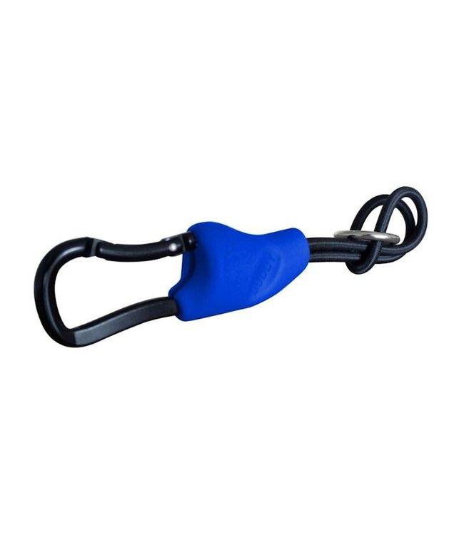 Doggy Ride Buddy - veelzijdige honden-aanlijn-attribuut , blauw
