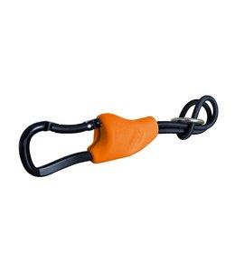 Doggy Ride Doggy Ride Buddy - veelzijdige honden-aanlijn-attribuut , oranje