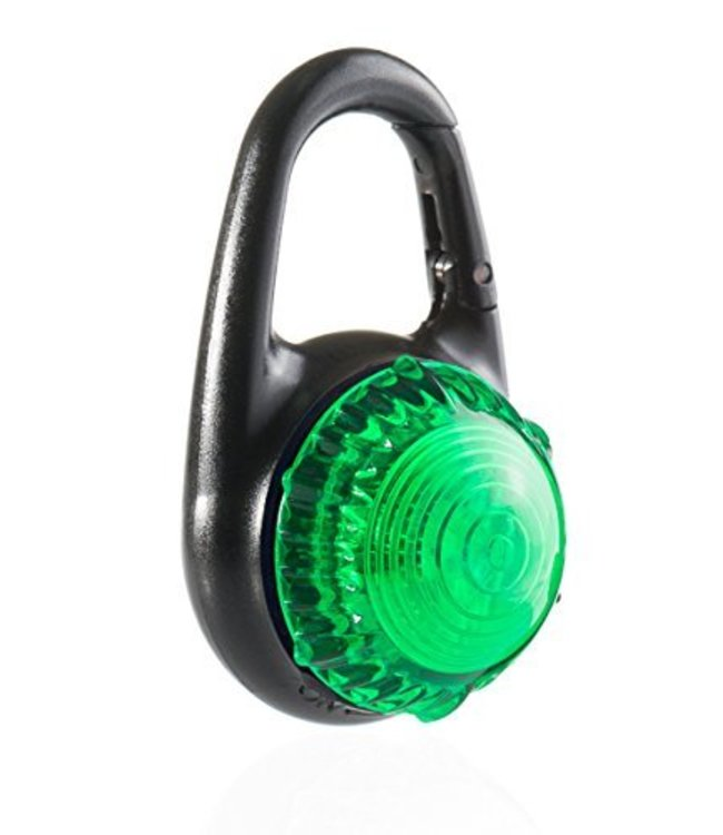 The Guardian - Adventure Lights Guardian TAG-IT – hondenlampje  groen