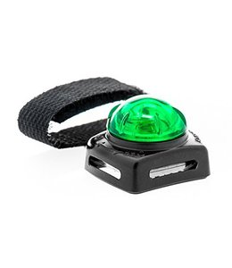 The Guardian - Adventure Lights Adventure light Guardian PET BEACON – hondenlampje  groen