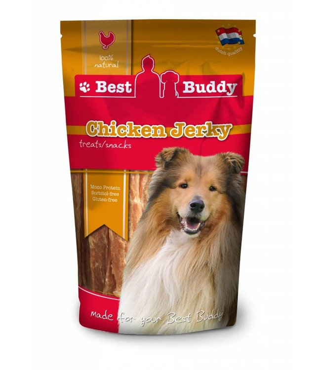 Best Buddy BestBuddy Chicken Jerky