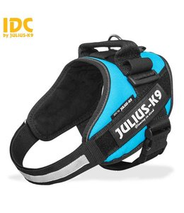 Julius-K9 IDC Power Harness aquamarine