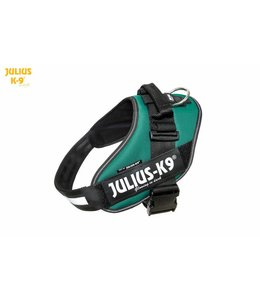 Julius-K9 IDC Hundegeschirr Dunkelgrün