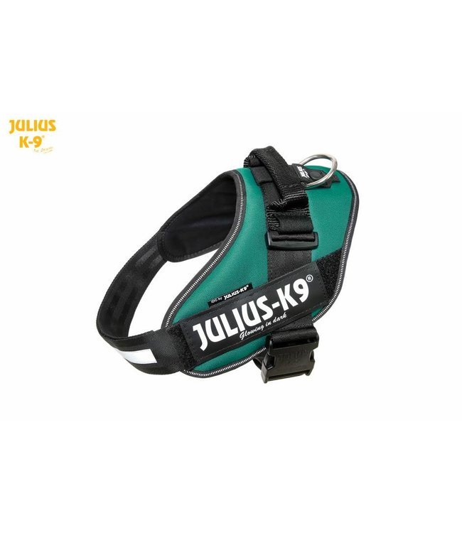 Julius-K9 Julius K9 IDC Power Harness Dunkelgrün