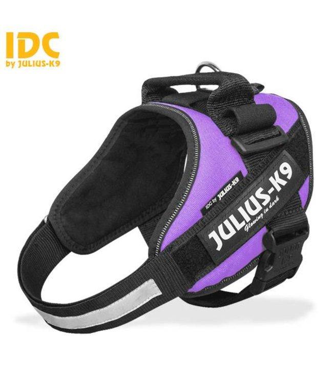 Julius-K9 Julius K9 IDC Powertuig  paars