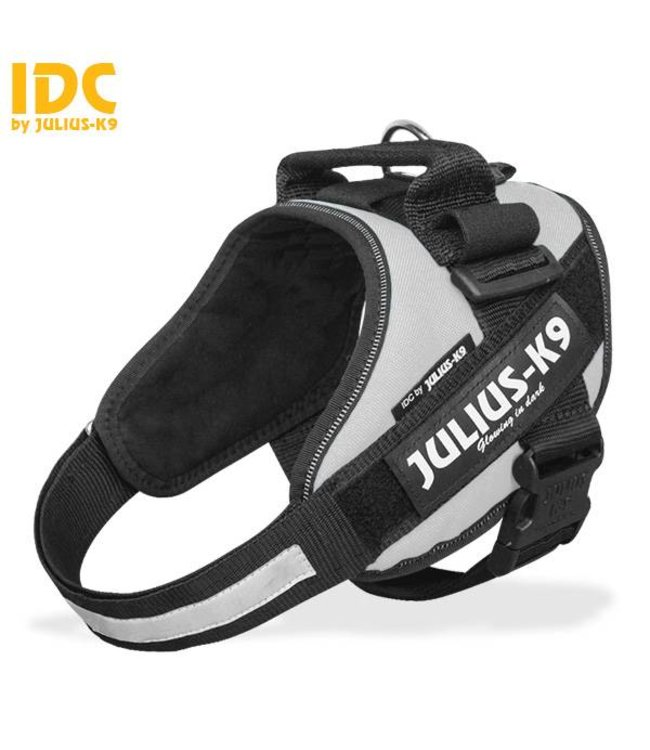 Julius-K9 Julius K9 IDC Powertuig  zilver