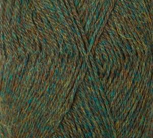 Drops Alpaca 7815 green/turquoise