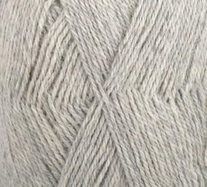 Drops Alpaca mix colour light pearl grey