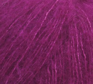 DROPS Brushed Alpaca Silk 09 purple
