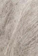 DROPS Brushed Alpaca Silk 02 light grey