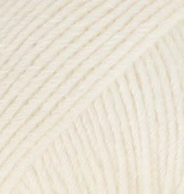 DROPS Cotton Merino 1 naturel