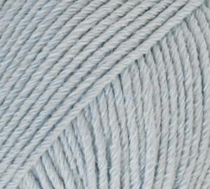 DROPS Cotton Merino 9 ijsblauw