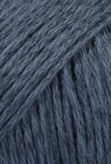 DROPS Bomull-Lin 21 donkerblauw