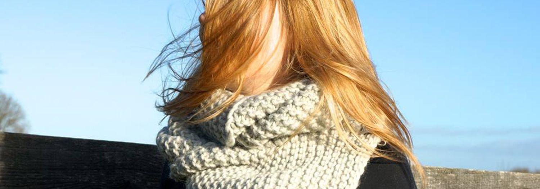 sjaal in Eskimo