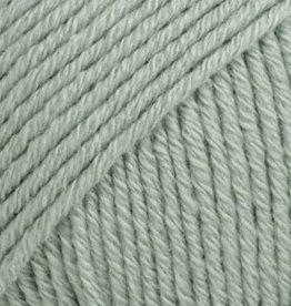 DROPS Cotton Merino 29 zeegroen