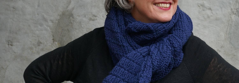 sjaal in Nepal