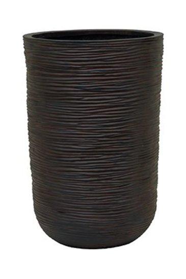 Capi Nature Cilinder rib II bruin